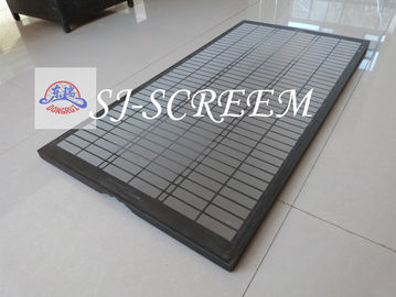 20 - 325 Mesh Count Mi Swaco Shaker Screens Umiarkowany Tensioned Screen Cloth